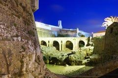 Peniche fortress Stock Image
