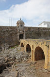 Peniche Fortress Royalty Free Stock Photography