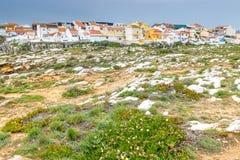 Peniche, Portugal Royalty-vrije Stock Afbeeldingen