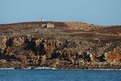 Peniche rond - Portugal royalty-vrije stock fotografie