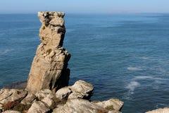 Peniche rond - Portugal stock foto's