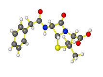 Penicillina Immagine Stock Libera da Diritti
