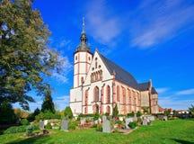 Penig-Kirche Stockbild