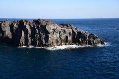Peninsula. A perspective of Japanese Peninsula stock photography