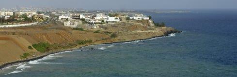 The peninsula. Photo taken in Dakar, Senegal - west Africa Royalty Free Stock Images