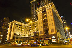 The Peninsula  Hong Kong Stock Photo