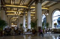 The Peninsula Hong Kong hotel Stock Images