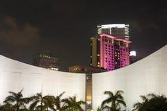 Peninsula hotel Hong Kong Royalty Free Stock Photography