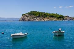 Peninsula in  Makarska, Croatia Royalty Free Stock Images