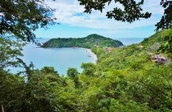 Peninsula Papagayo in Guanacaste, Costa Rica Stock Photo