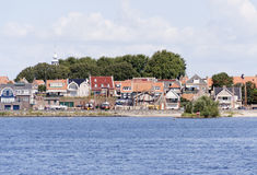The peninsula of Urk Royalty Free Stock Photography