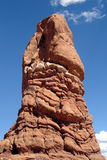 Penis shaped rock, Utah, USA Royalty Free Stock Photo