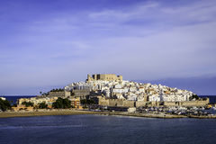 Peniscà ² los angeles, Castellà ³ n, Hiszpania Fotografia Royalty Free