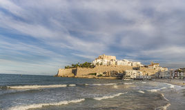 Peniscola, Castellon province, Spain Royalty Free Stock Photo