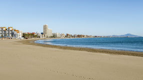 Peniscola, Castellon prowincja, Hiszpania Obraz Royalty Free