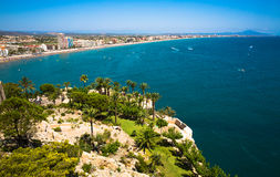 Peniscola, España Imagen de archivo