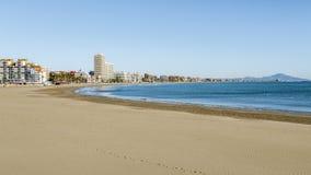 Peniscola, província de Castellon, Espanha Imagem de Stock Royalty Free