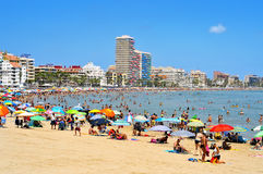 Peniscola, Spain Stock Photography