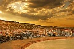 Peniscola, Valencia, Spain Royalty Free Stock Photos
