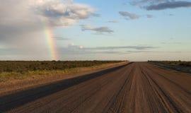 Penisola di Valdes, Patagonia nordica, Argentina, Sudamerica Fotografia Stock Libera da Diritti