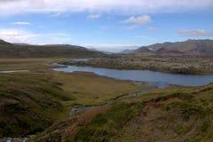 Penisula de Snaefellsnes en Islande Photos libres de droits