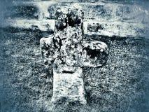 Penitence cross in retro style Stock Photos