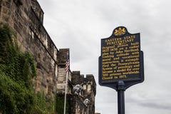 Penitenciária oriental do estado Imagem de Stock