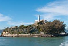 Penitenciaría de Alcatraz Fotos de archivo
