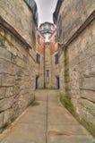 Penitenciaría del este del estado imagen de archivo