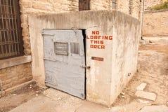 Penitenciaría vieja de Idaho fotos de archivo