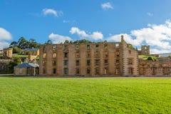 The Penitentiary Port Arthur Tasmania Stock Photography