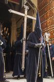 Penitents της αδελφοσύνης Στοκ Φωτογραφίες