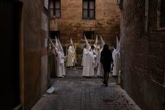 penitents Images libres de droits