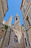 Penitents Blancs Chapel at Avignon, France Royalty Free Stock Photography