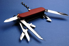 Penknife Royalty Free Stock Photography