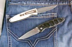 Penknife Royalty Free Stock Photos