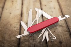 Penknife Stock Image