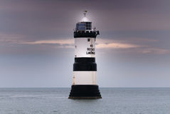 Penmon Lighthouse Royalty Free Stock Image