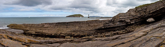 Penmon Point Stock Image