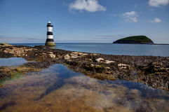 Penmon Point Royalty Free Stock Photo