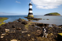 Penmon Point Royalty Free Stock Images