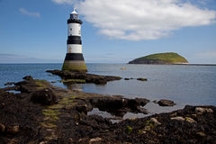 Penmon Point Royalty Free Stock Photos