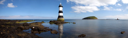 Penmon Point Stock Images