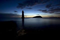 Penmon Point Sunrise Stock Photo
