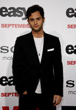 Penn Badgley Royaltyfri Foto