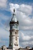 Penn de Guillermo bajo las nubes Fotos de archivo