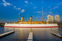 Penn Landing in Philadelphia royalty free stock images