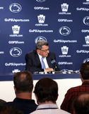 Penn State coach Joe Paterno Royalty Free Stock Images