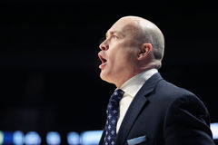 Penn State coach Pat Chambers Royalty Free Stock Photo