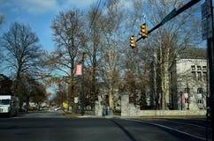 Penn State Dickinson laghögskola, Carlisle, Pennsylvania, USA Royaltyfri Bild